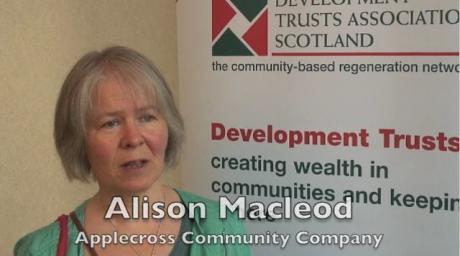 DTAS Member Stories: Alison Macleod, Applecross Community Company