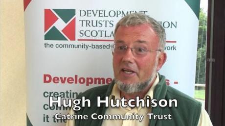 DTAS Member Stories: Hugh Hutchison, Catrine Community Trust