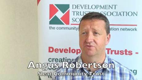 DTAS Member Stories: Angus Robertson, Sleat Community Trust