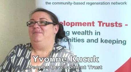 DTAS Member Stories: Yvonne Kucuk, Peoples Development Trust