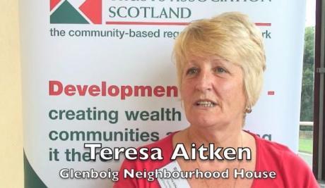 DTAS Member Stories:Teresa Aitken, Glenboig Neighbourhood House